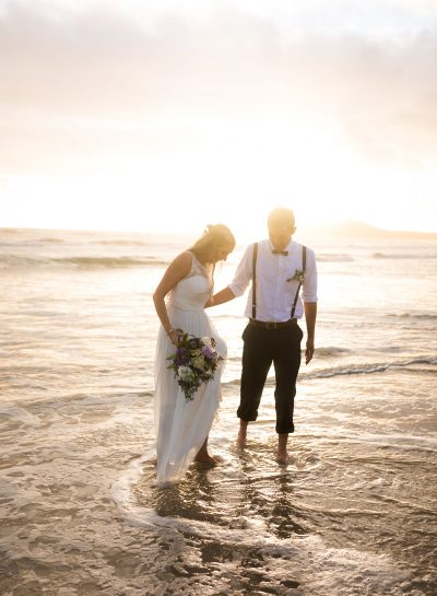 Luxe Elopements | Sunrise @ Byron Bay