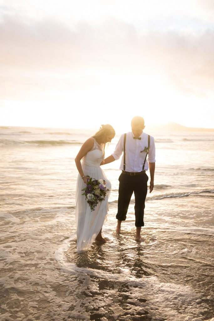Gold Coast Byron Bay Wedding Photography Elopement Photography