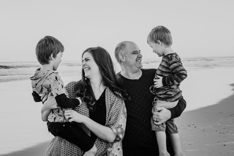 Family Portrait Photographer Lady Bella Photography