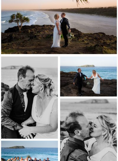 Wedding Photography | Lisa-Ann + Rod @ Fingal Head