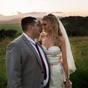 Weddings at Osteria Bride and Groom - Wedding Photographer Casuarina Lady Bella Photography