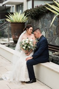 Wedding Photographer Casuarina Weddings at Santai Resort