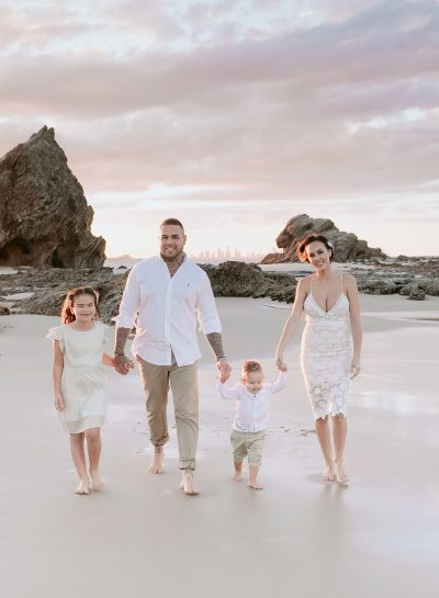 Family Session | Elephant Rock, Currumbin
