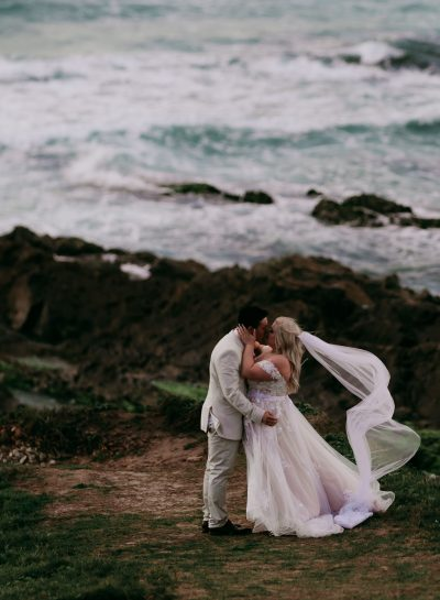 Broken Head Beach + Gracioso Venue | Jekayla + Lachlan by Luxe Elopements